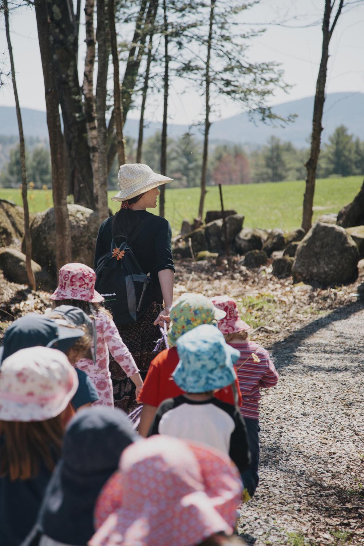Preschool outdoor adventures