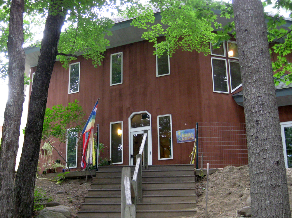 Visiting the Daycare Center - A Child's Nature Childcare, Wilton ...