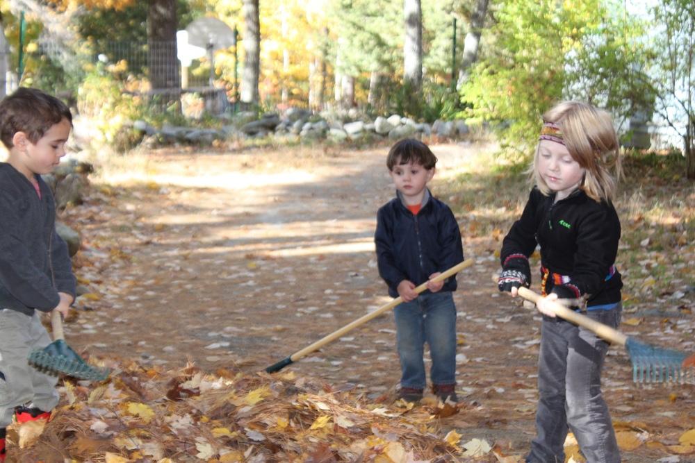 Environmental Awareness: Outdoor work
