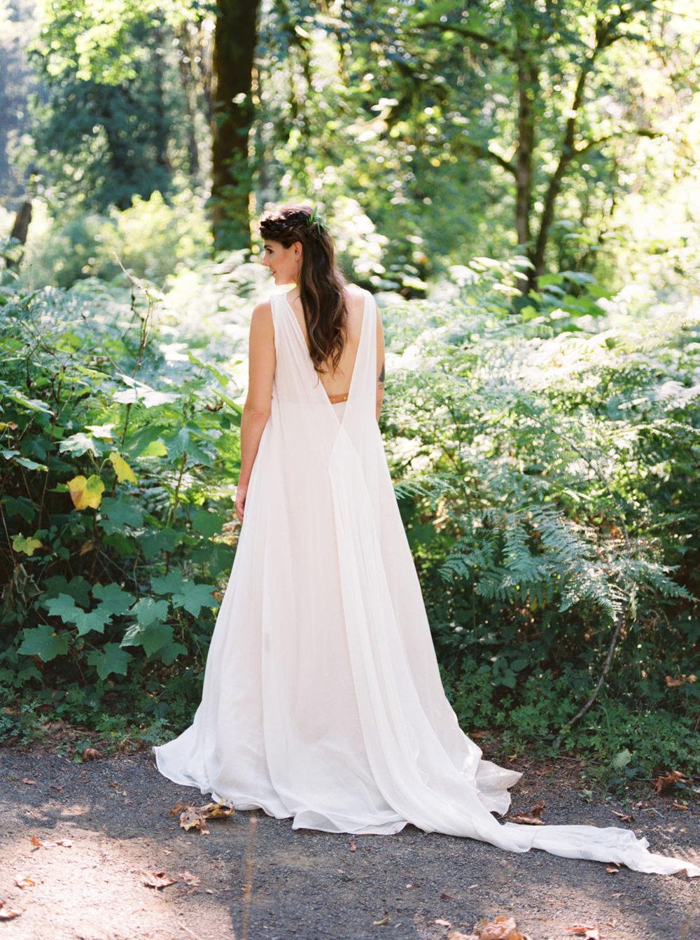 Elizabeth Dye Gown