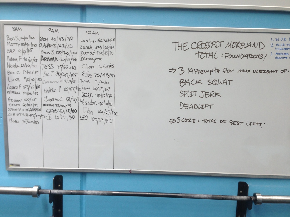 The CrossFit Moreland Total 301113.JPG
