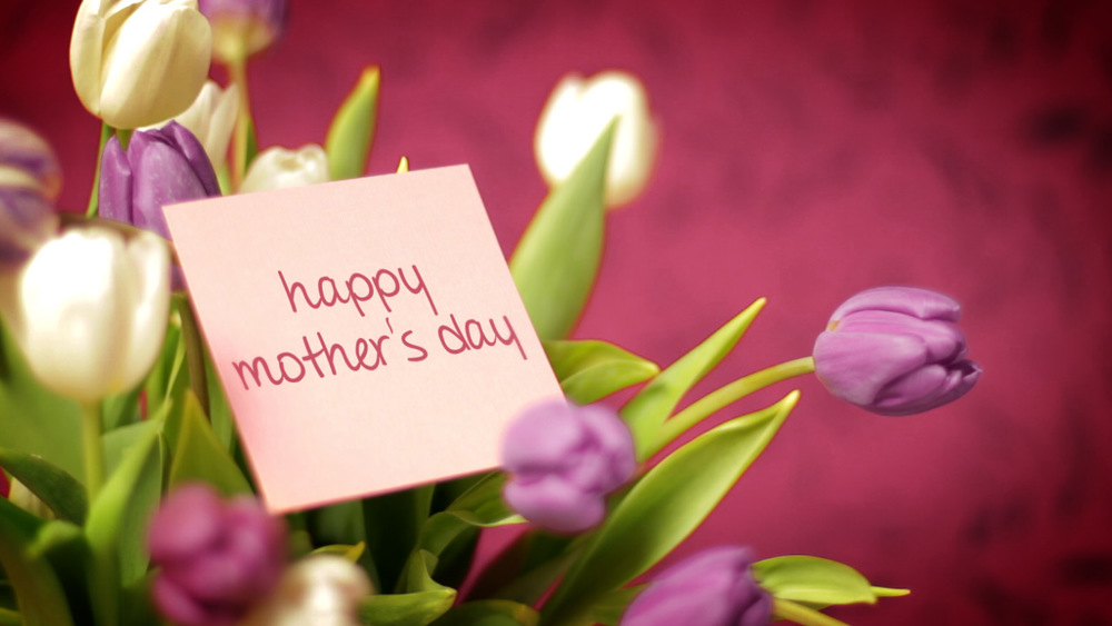 To all the mother's out there, here is wishing you a very special Mother's Day!