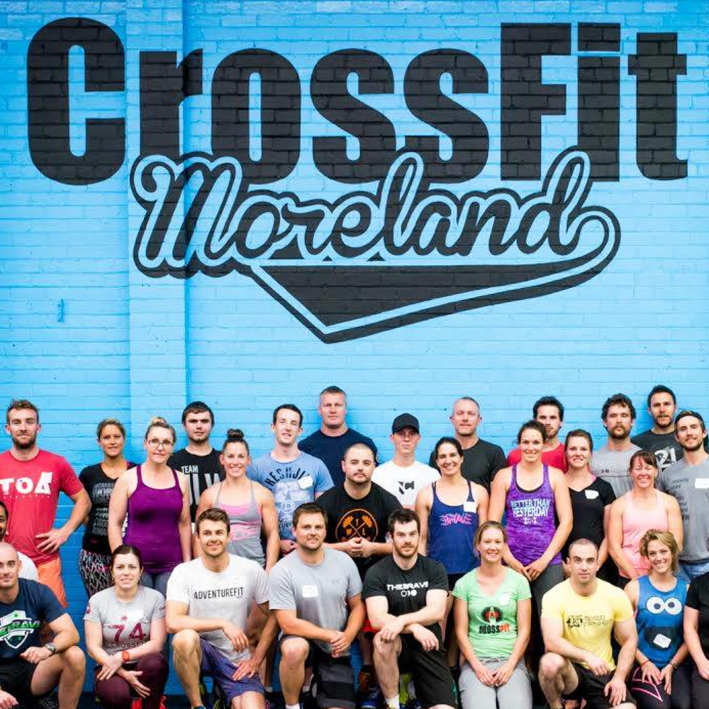 CrossFit Moreland - Supportive Community