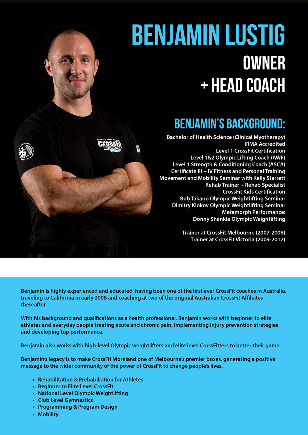 weightlifting clubs melbourne