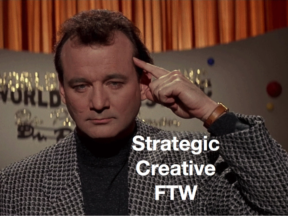 Strategic Creative FTW