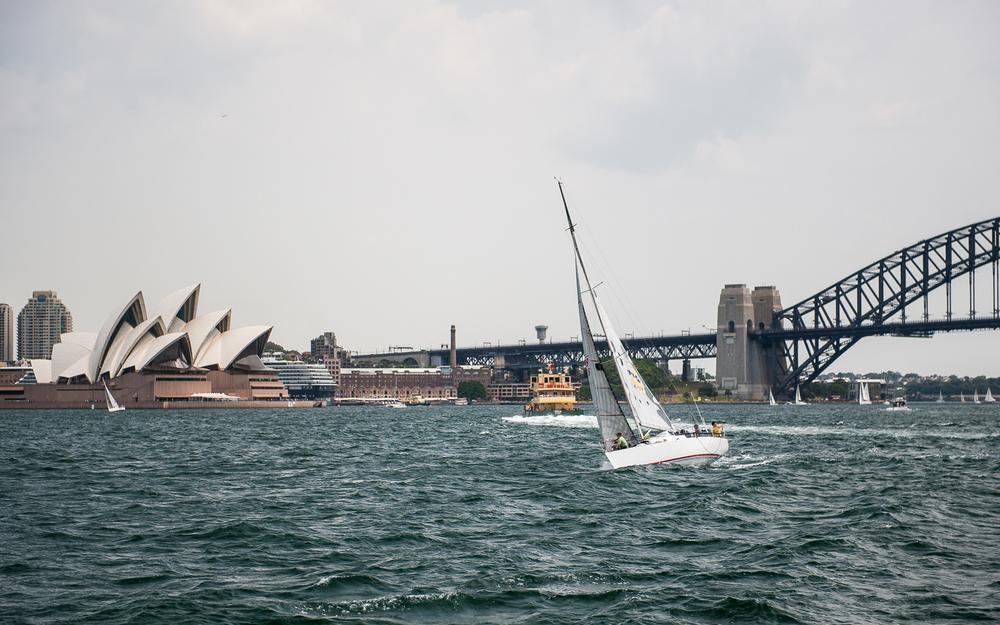 this is Sydney