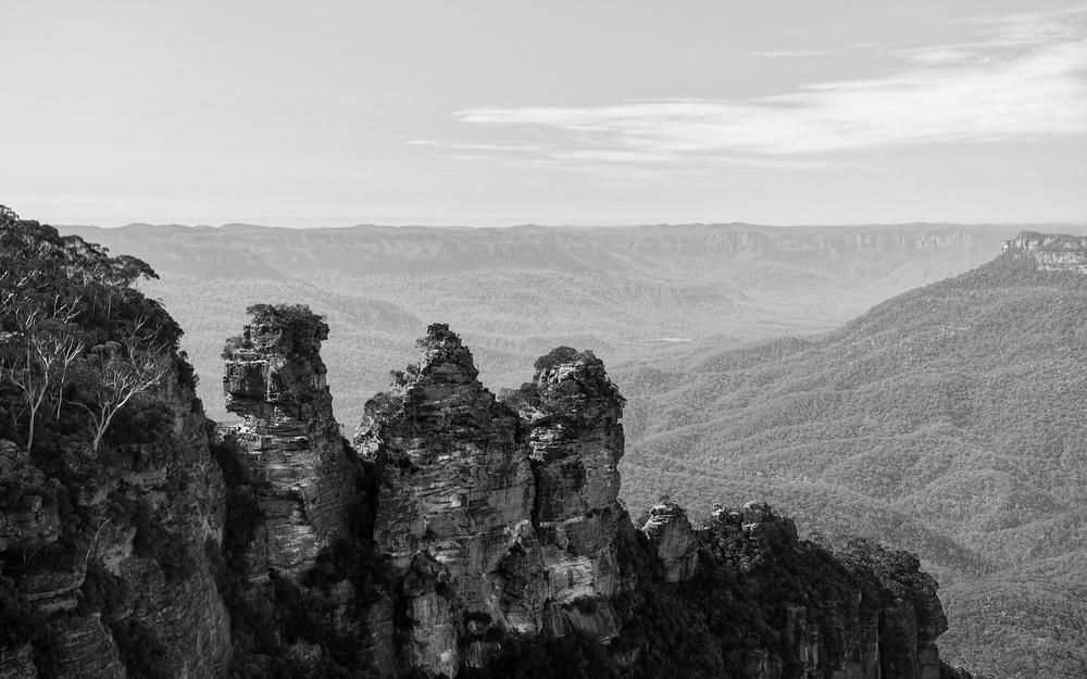 Three Sisters - Katoomba, Australia