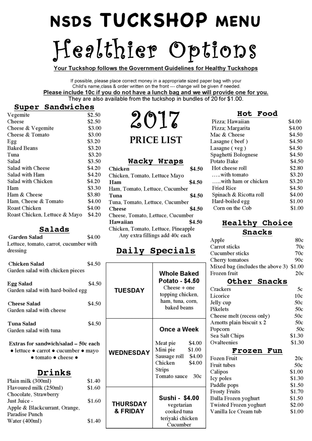 2017 Tuckshop menu.png