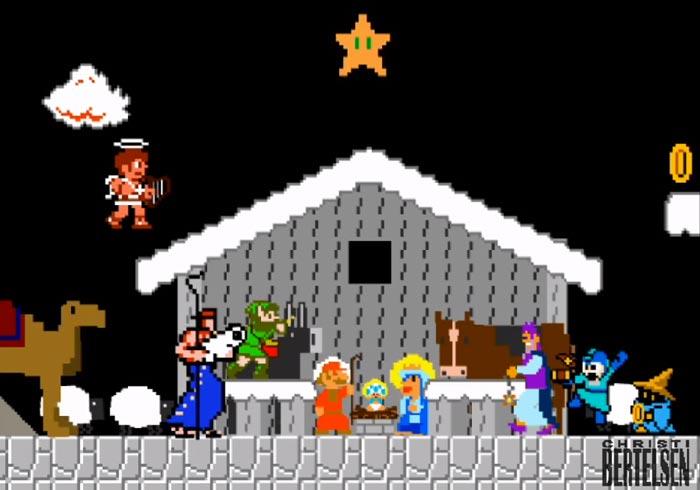 8-bit Nativity