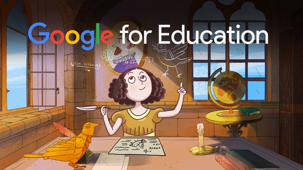Google for Education - Storyboard Artist/Editor