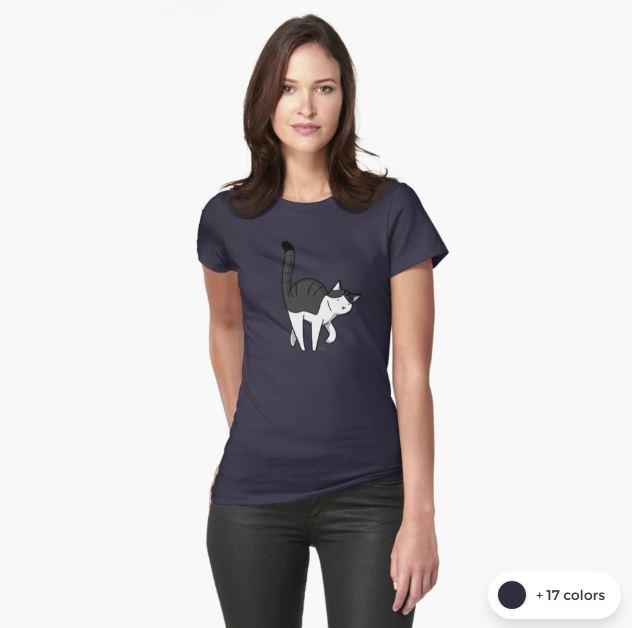 Womens T-Shirt  $25.00