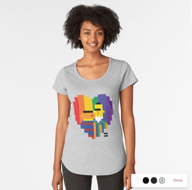 Women's Premium T-Shirt $38.00