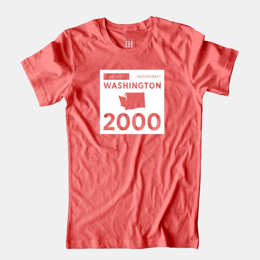 WASHINGTON BOAT LICENSE