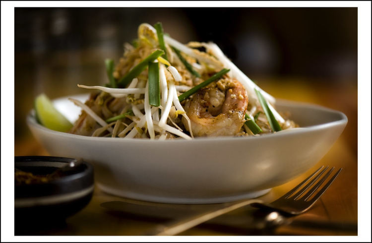 Longtail Kitchen, Patios, Patio, Pad Thai, Thai Food, Food, New West, Restaurant