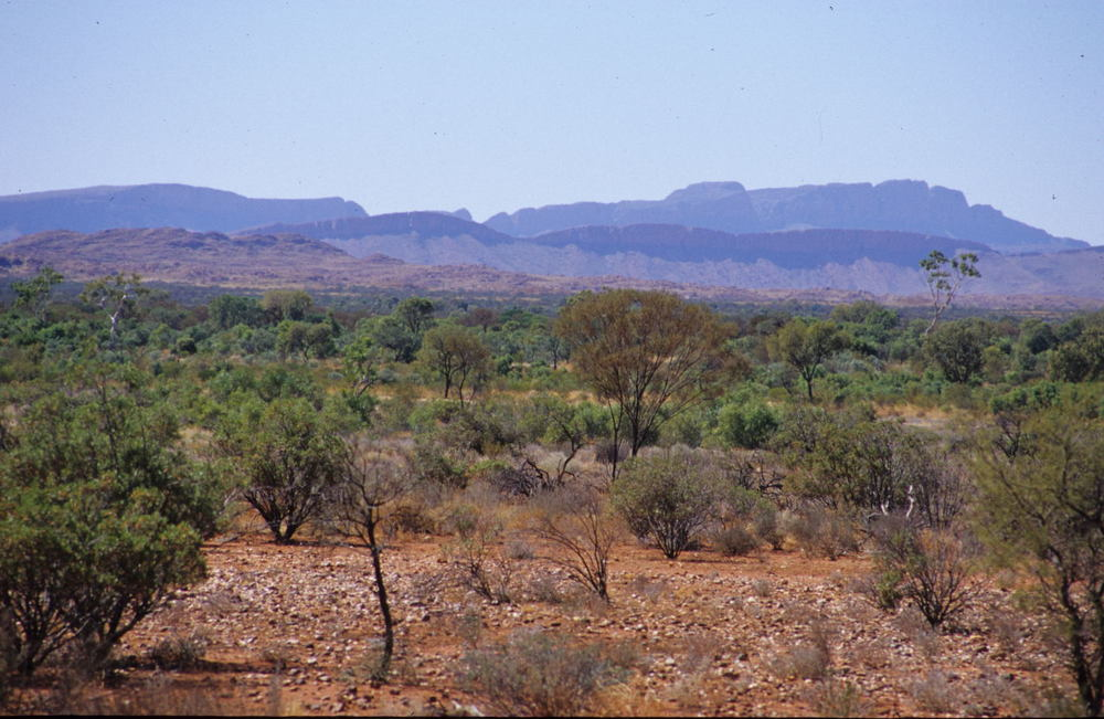 West MacDonnell Ranges, NT.