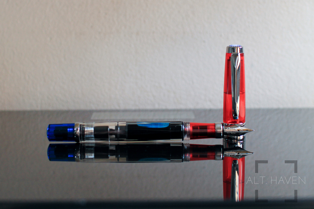 TWSBI Diamond 580 RB edition