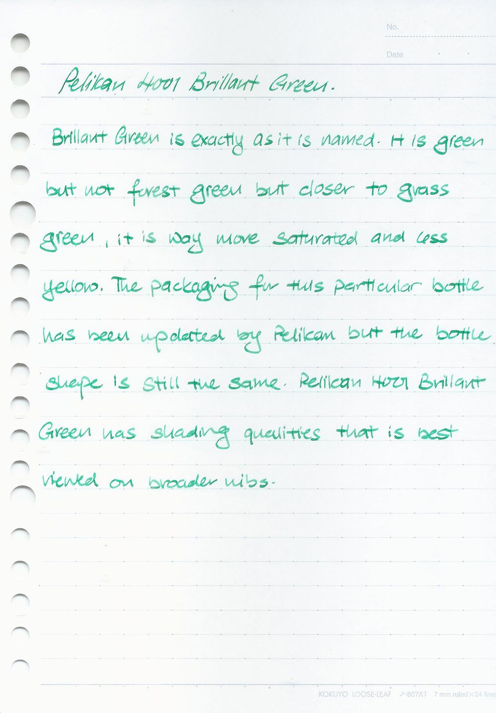 Pelikan 4001 Green 2.JPG
