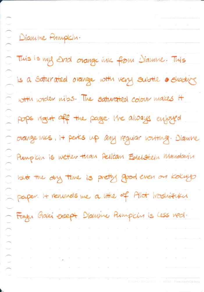 Diamine Pumpkin 2.jpg