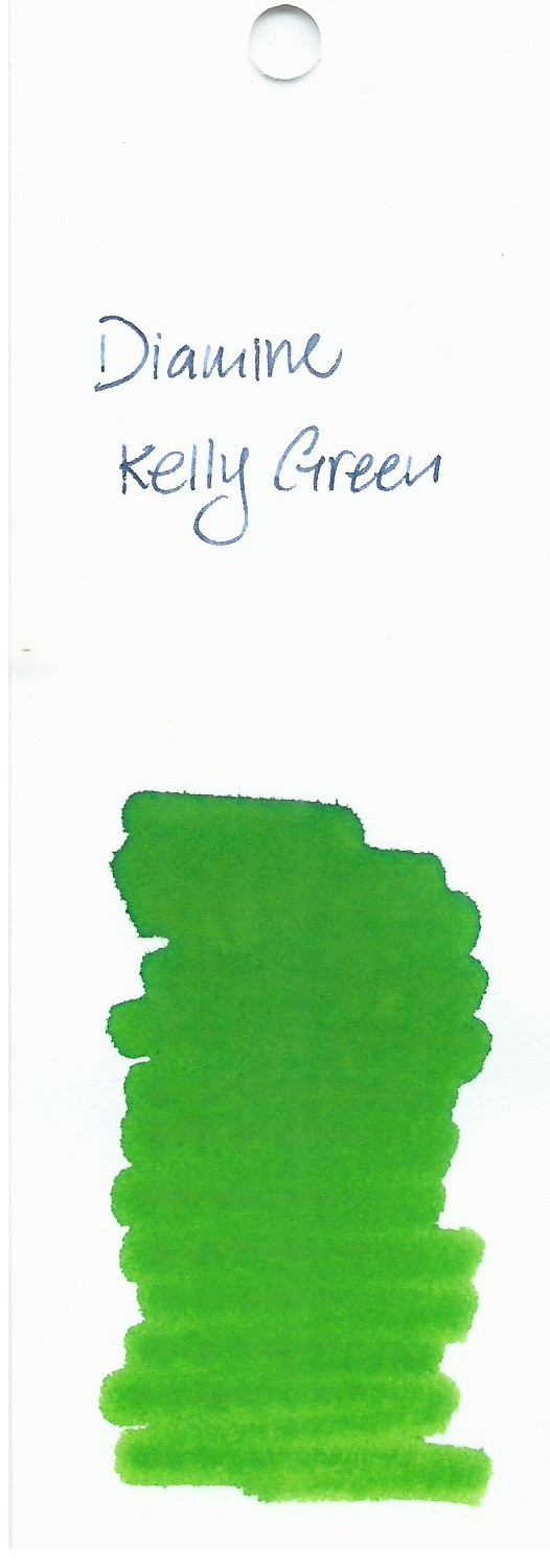 Diamine Kelly Green.jpg