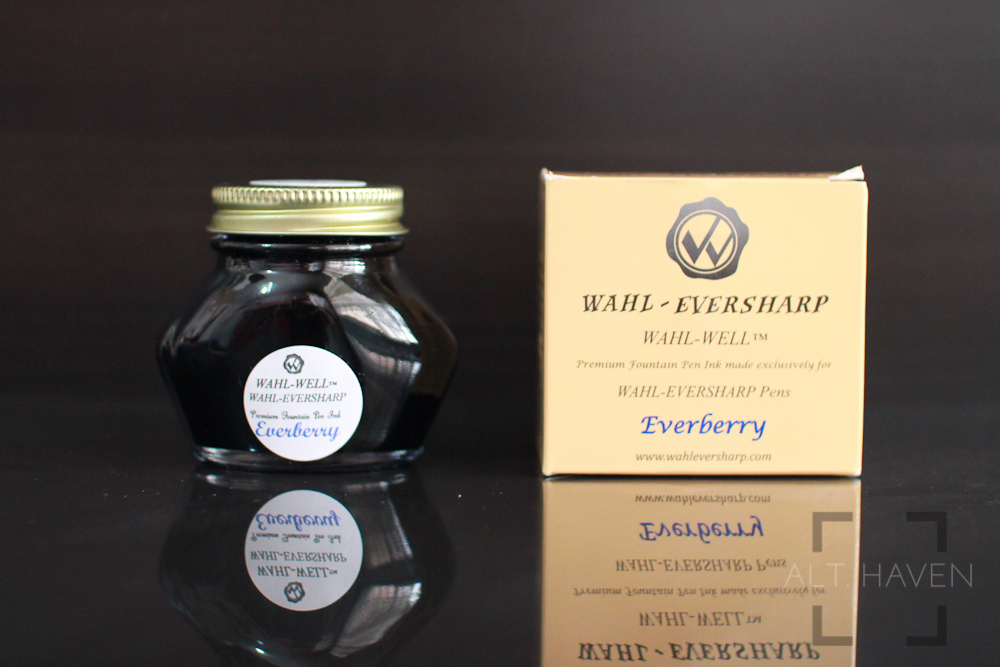 Review: Wahl Eversharp Everberry — Alt  Haven