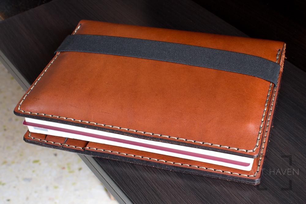 Hobonichi and iPad Mini loaded up