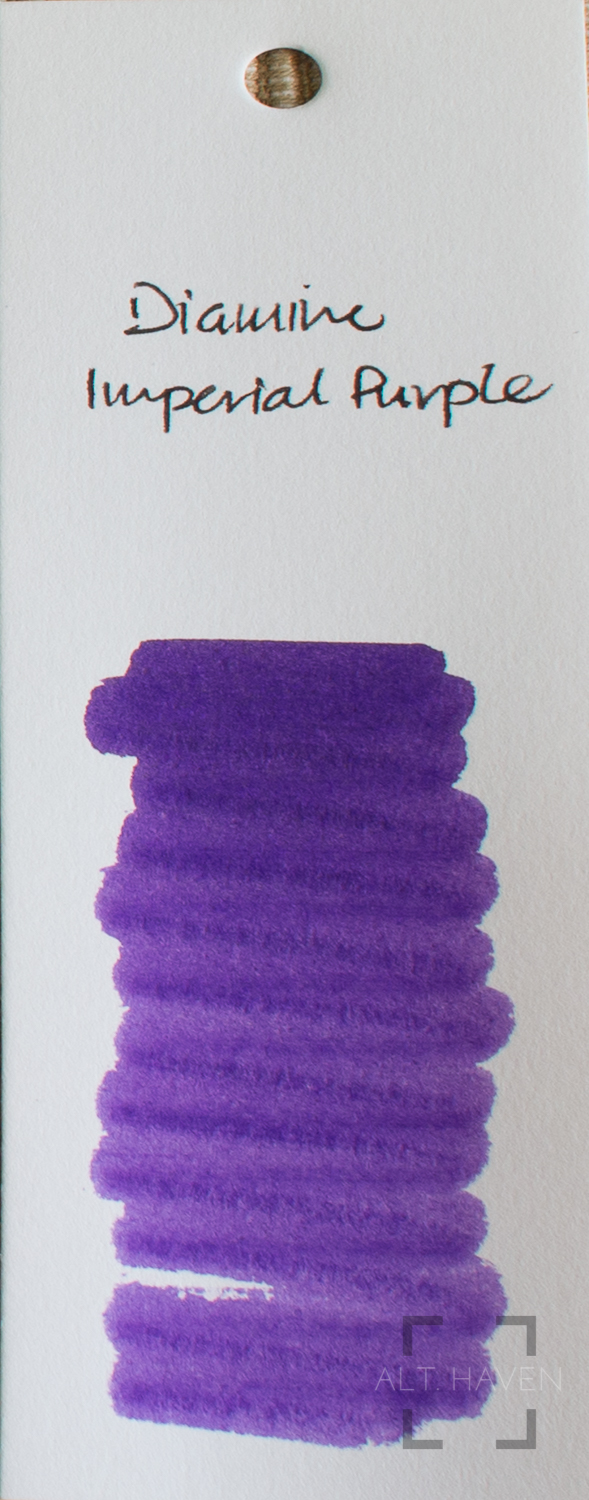 Diamine Imperial Purple.jpg