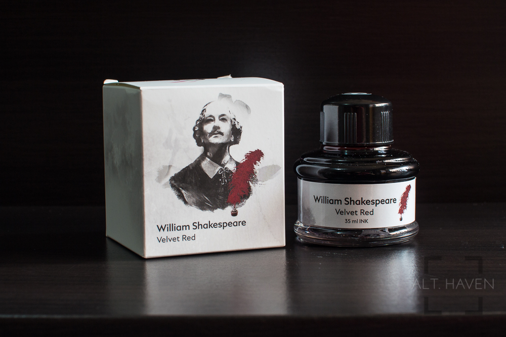 Montblanc William Shakespeare Velvet Red-3.jpg
