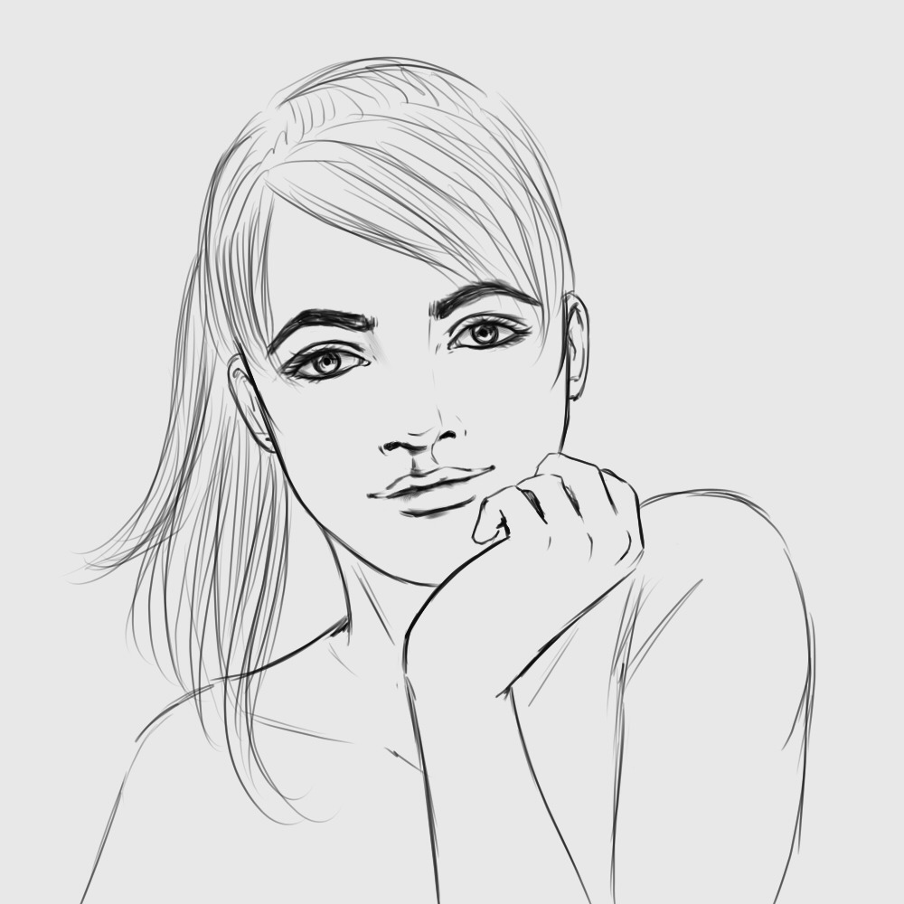 Sara Ryder - Before
