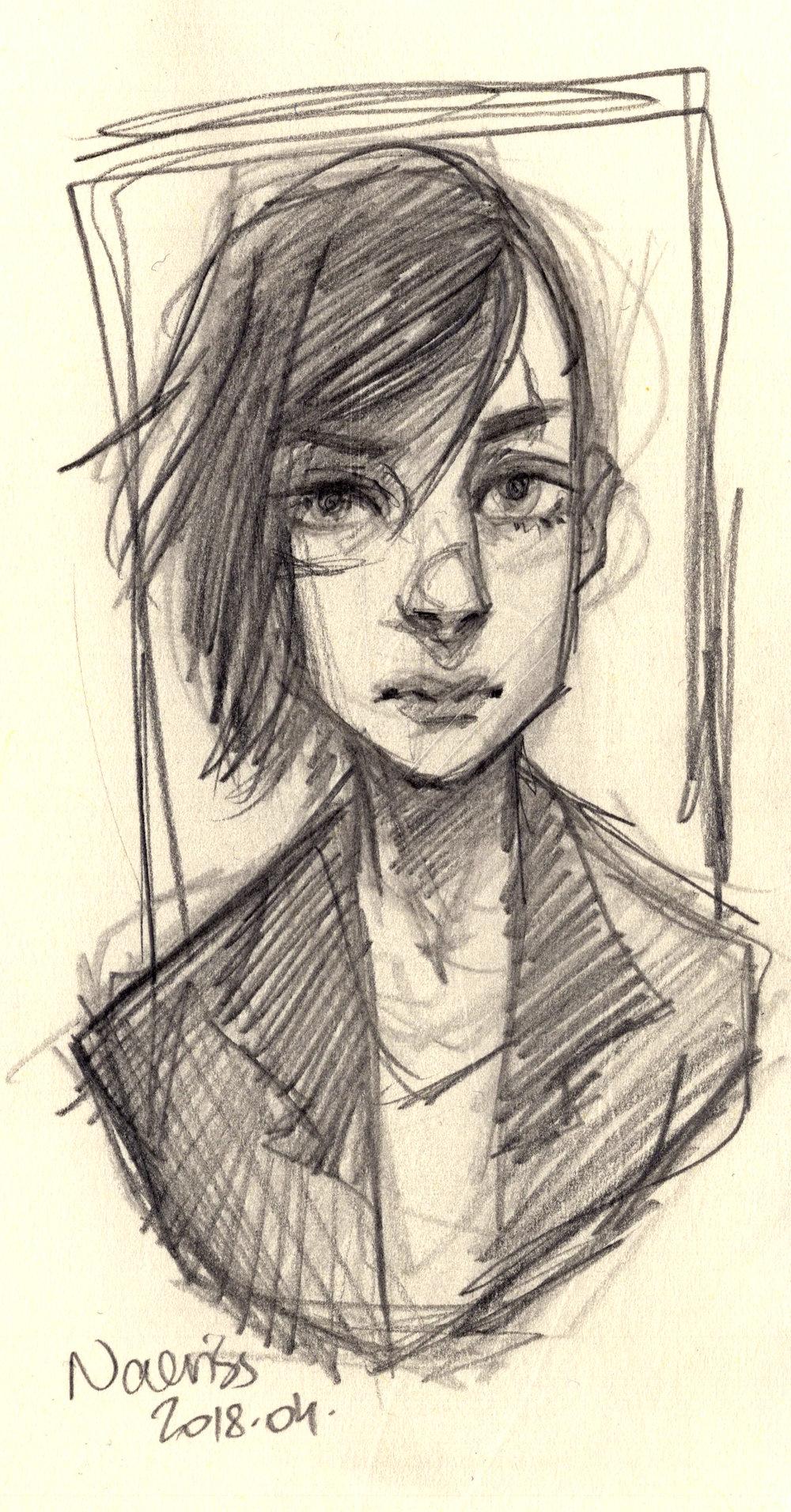 Sara Ryder - Tired