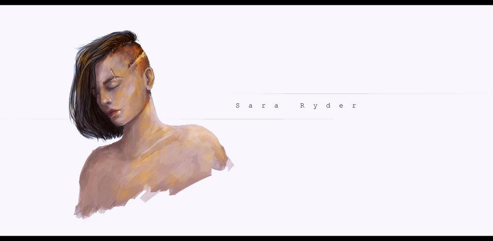 Sara Ryder - Unbreakable