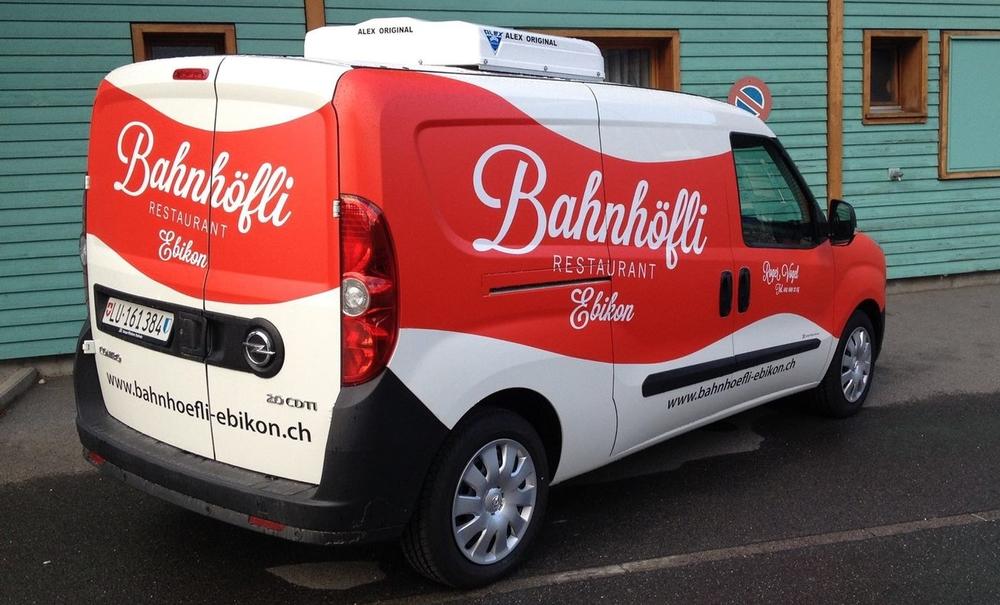 Restaurant Bahnhöfli Ebikon.