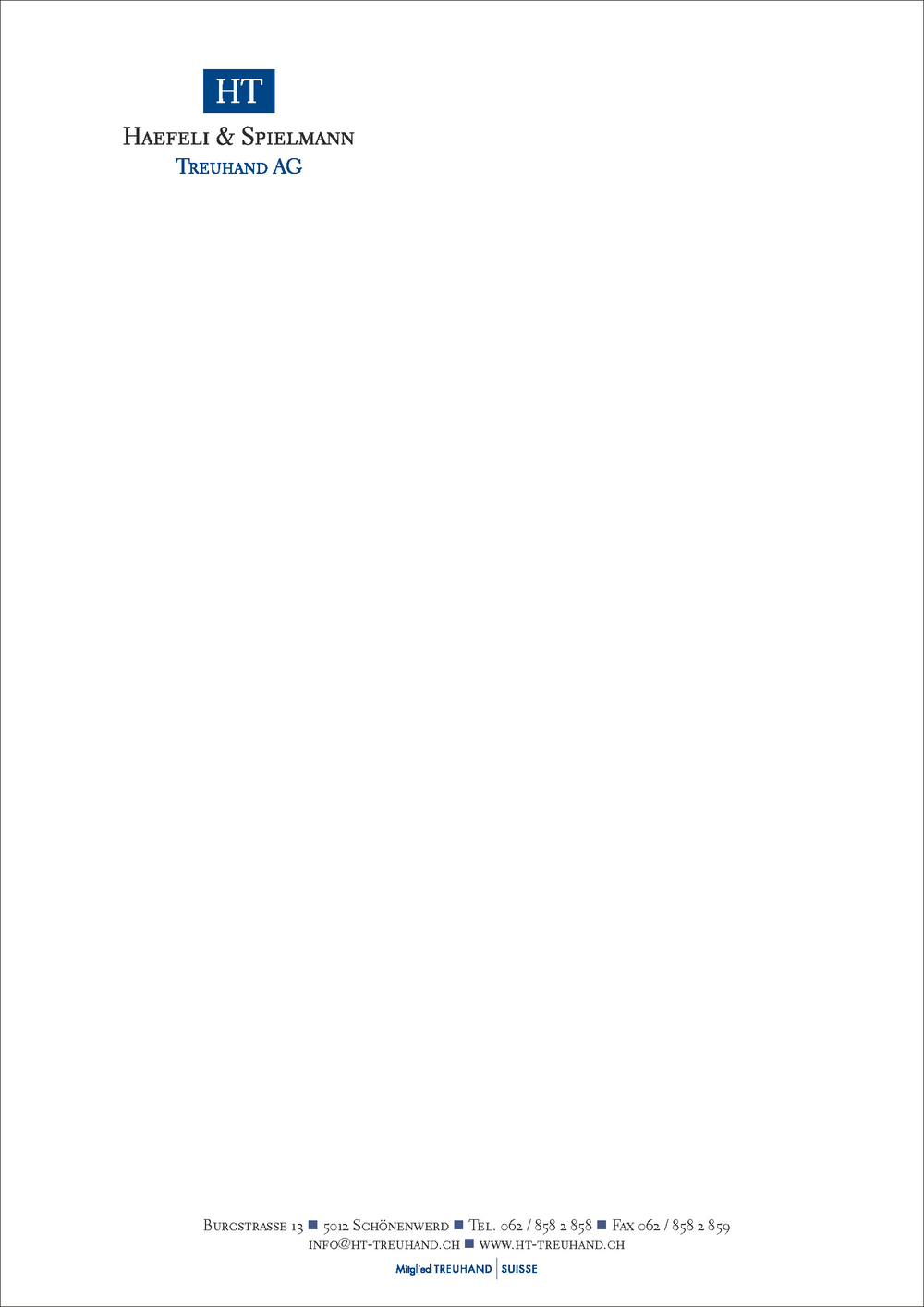 Die Papeterie (A4-Briefpapier)
