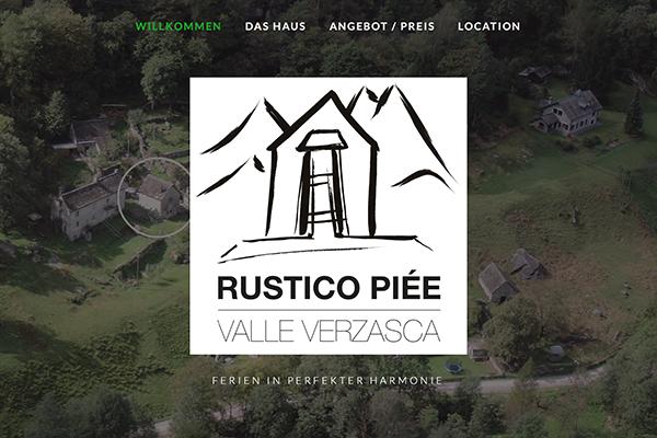 Rustico Valle Verzasca