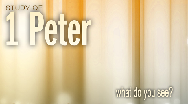 What Do You See?  September 8th 2013  Pastor Andy Spohrer