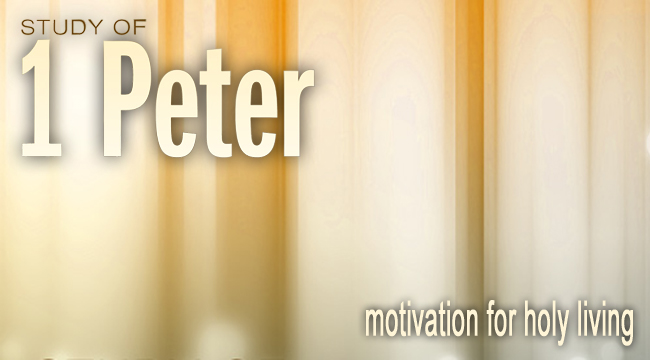 Motivation for Holy Living September 29th 2013 Pastor Andy Spohrer