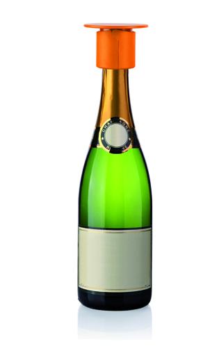tappo sigillante,  tenuta professionale,  ideale per vini spumanti, prosecchi e champagne,  chiusura ermetica