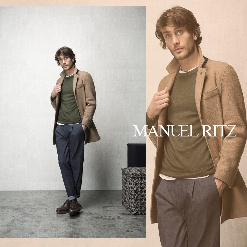 cappotti, blazer e completi MANUEL RITZ
