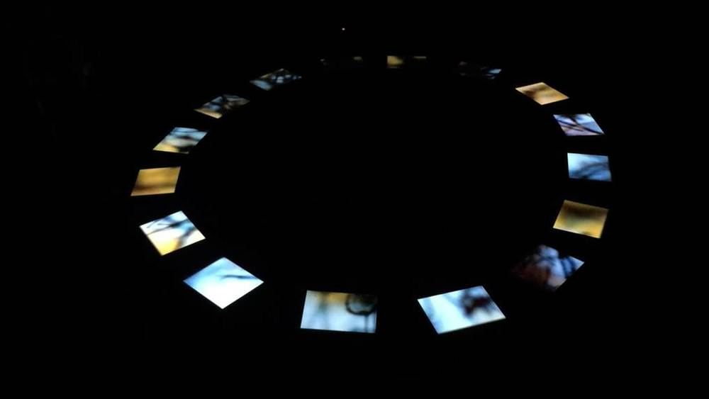"ALTER      An audio visual installation for 16 iPads & 16 people     ""... an ethereal surround-sound symphony of faint murmurs, rustling crepitations and soothing hiss.""   RealTime Arts   Tour in China, April 2018"