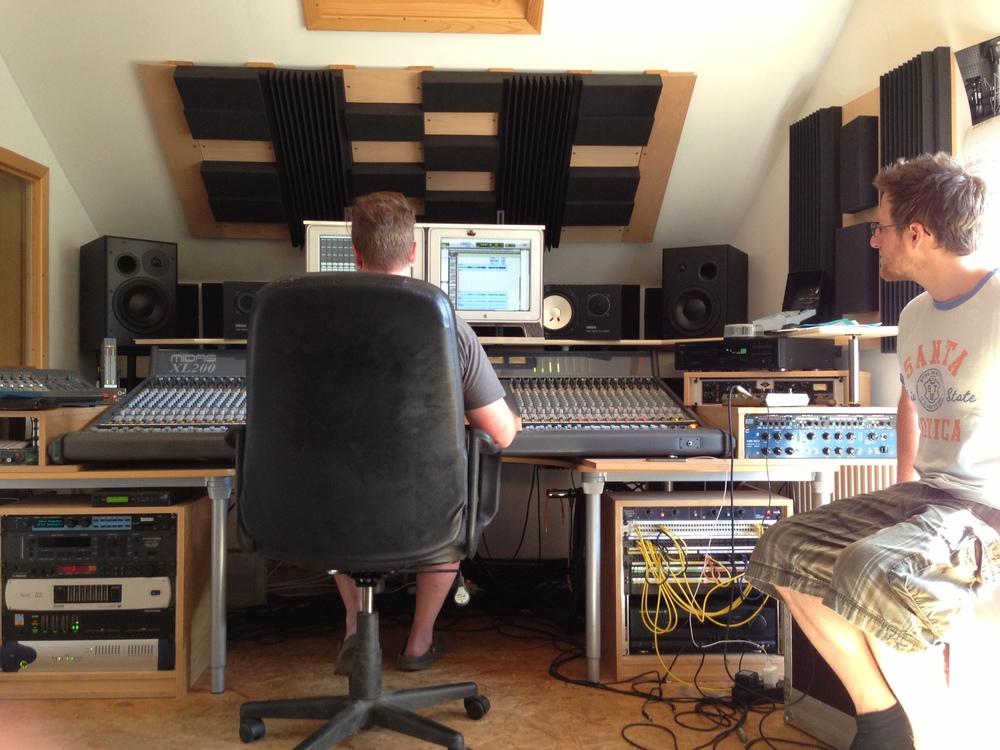Max at work