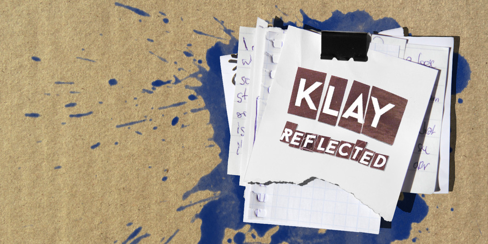 """Reflected"" EP - out now!"