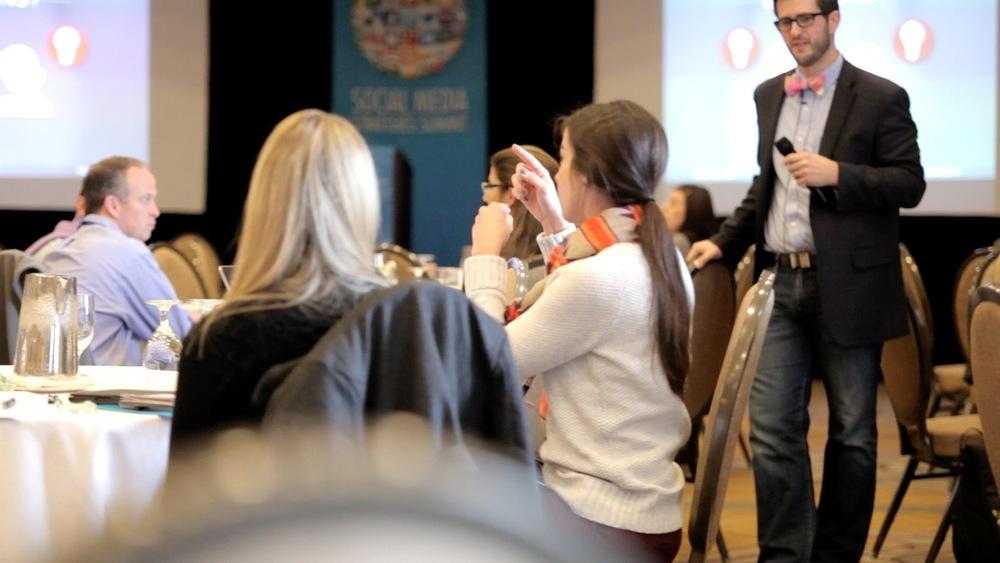 VIDEO: SOCIAL MEDIA EVENT