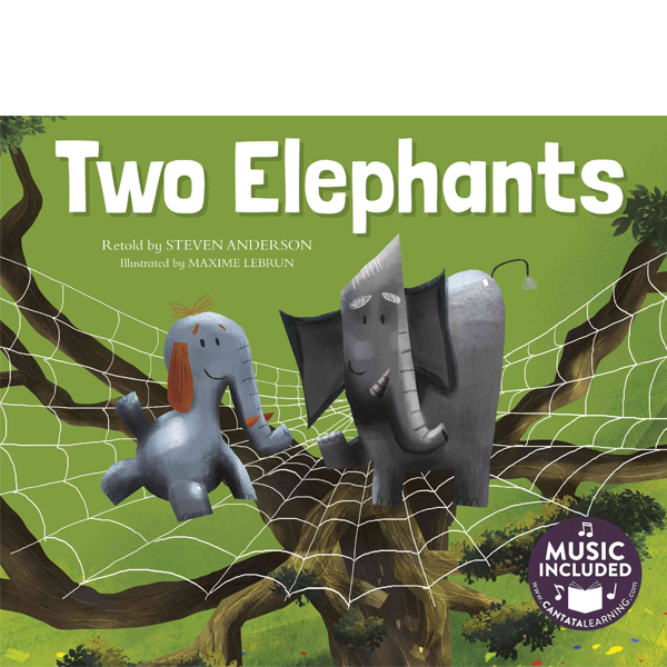 Two Elephants - Cantata Learning