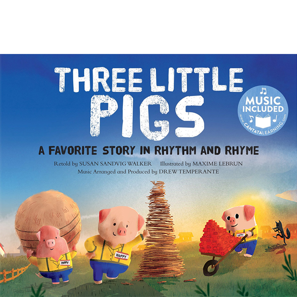 Three little pigs - Cantata Learning