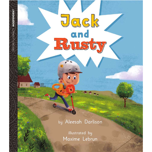 Jack and Rusty - Oxford University Press
