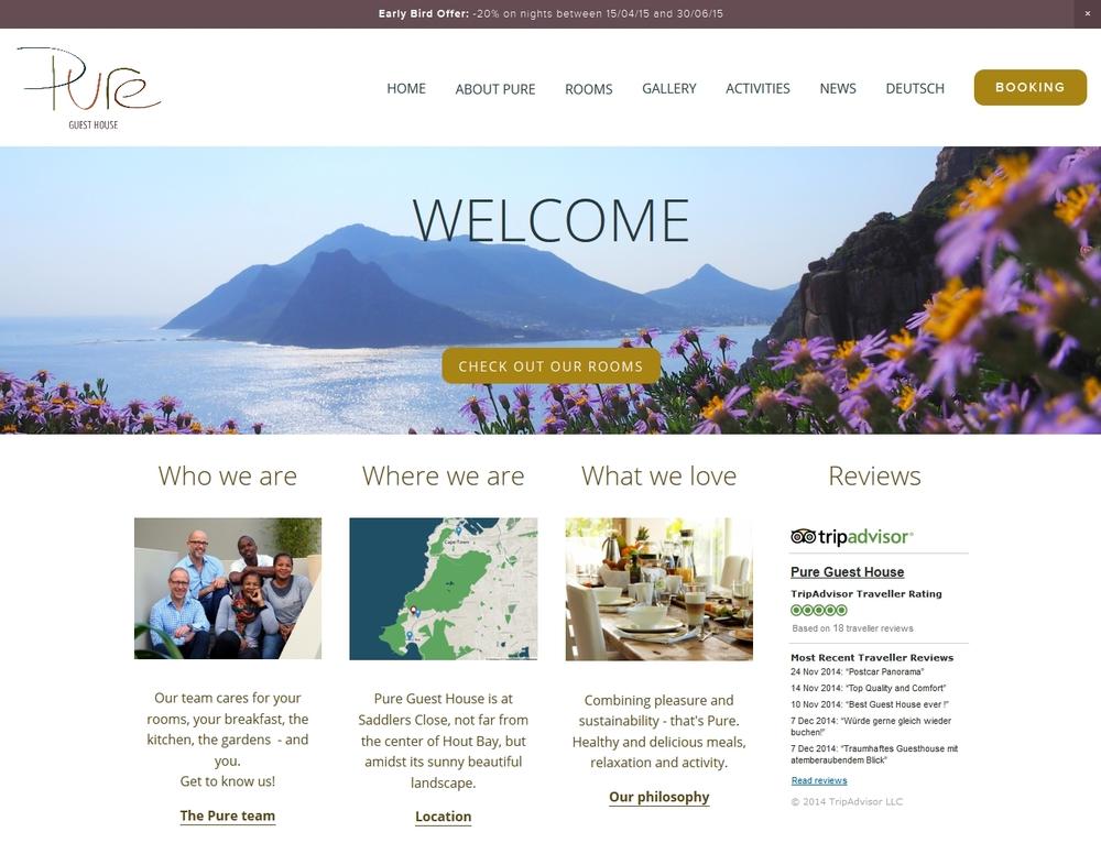 www.en.pure-guesthouse.com