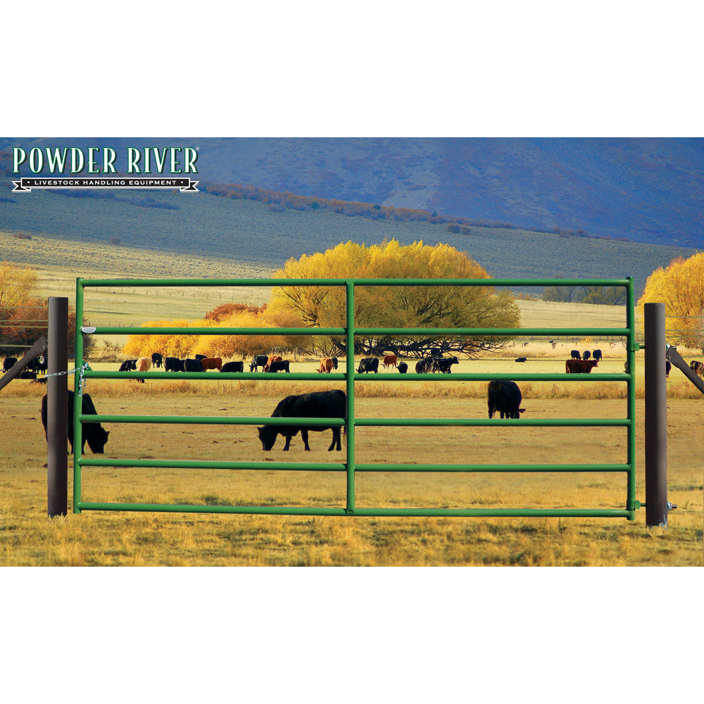 Powder River S New Rancher 2 Quot Gates