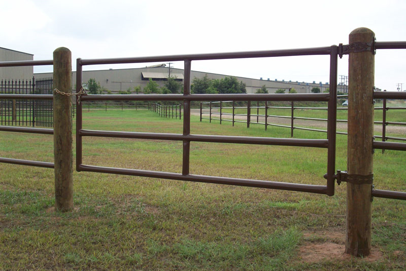 Ponderosa Gates -