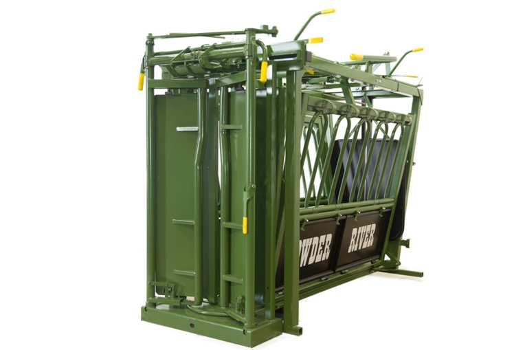 Handling Equipment - Squeeze Chutes • Corral & Sweep Systems • Loading Chutes • Round Pens • Stalls • Horse Stocks