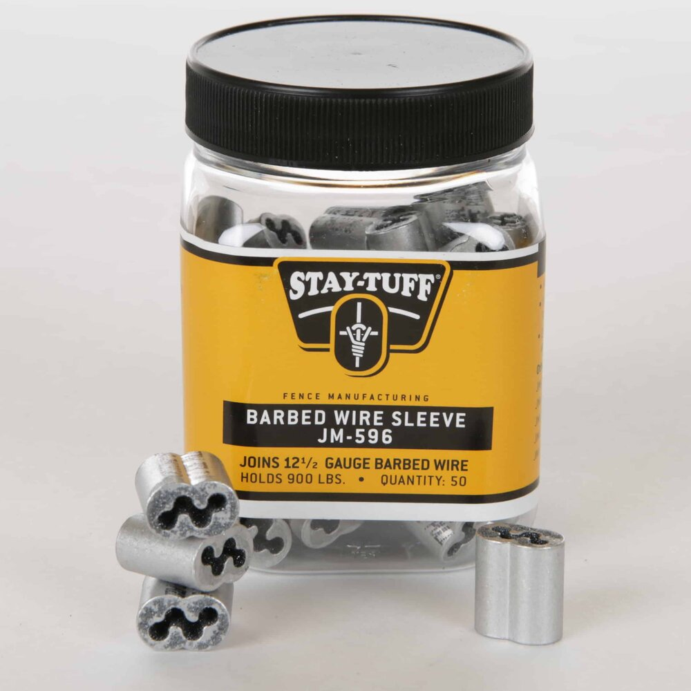 Stay-Tuff Barbed-Wire Sleeve — FARMRANCHSTORE.COM | Farm & Ranch ...