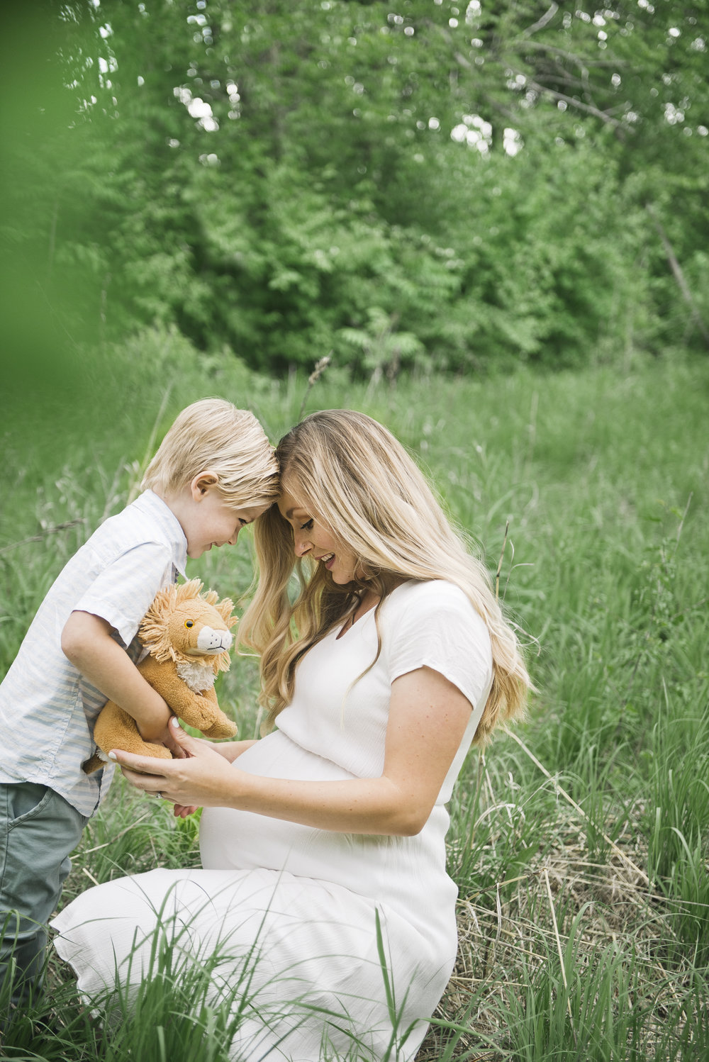 st. louis maternity photographer